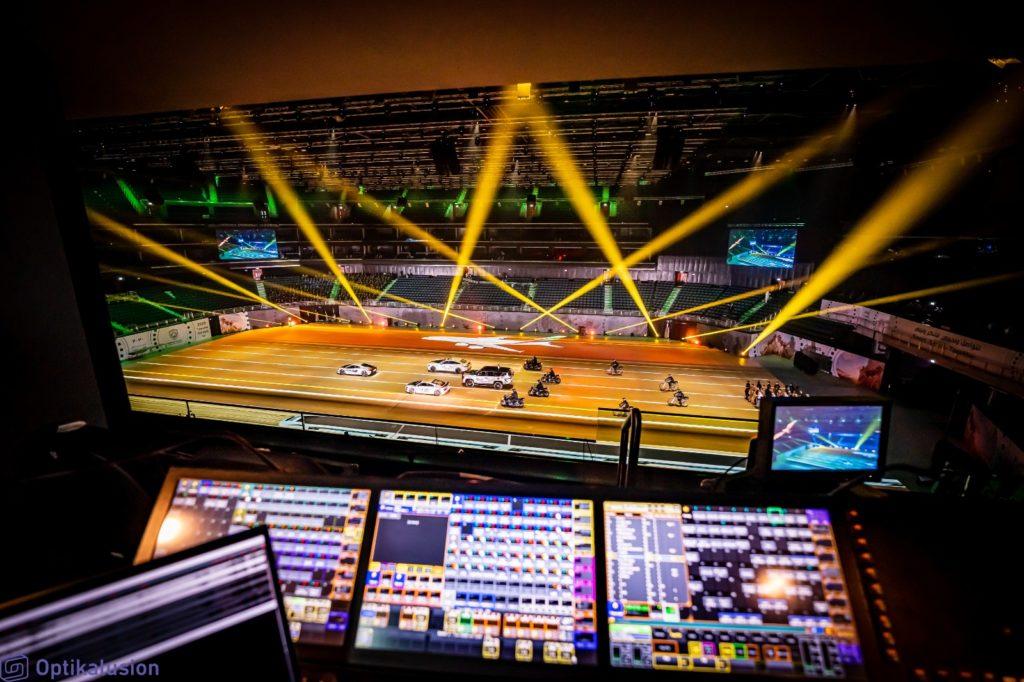 Arena Live Event