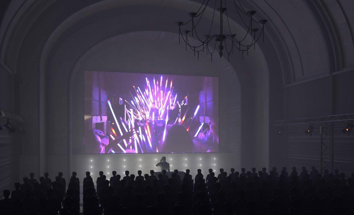 Hybrid Concert Event
